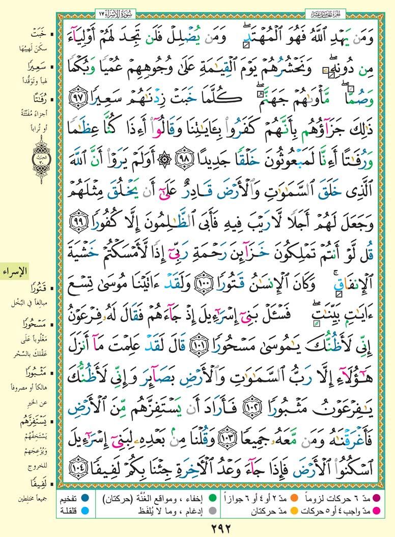 سورة الإسراء (دراسة نحوية دلالية) - مجدي معزوز أحمد حسين
